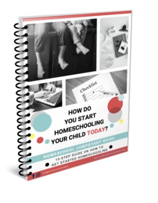 How To Start Homeschooling TODAY Guide