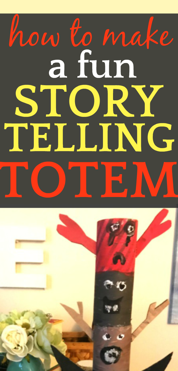 Totem Pole Project | Native American Crafts