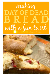 Day of the Dead Food and Pan de Muerto Recipe