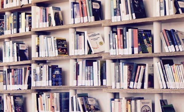 Homeschool Humor | Dear Library, I Miss You. . .