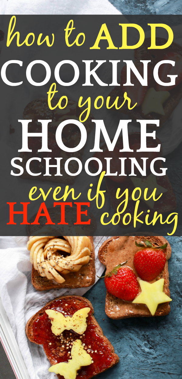Why Cooking With Kids Should Be a PRIORITY (And How to Do It If You HATE Cooking)