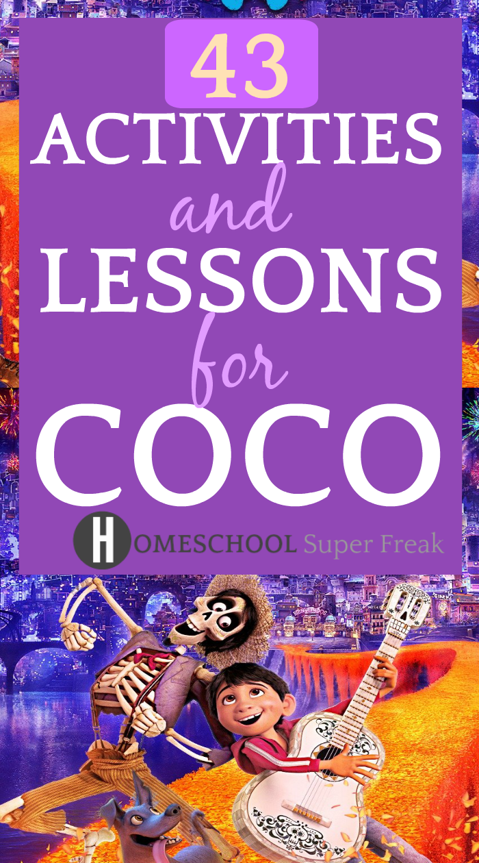 43 Coco Movie Lesson Plans and Teaching Resources