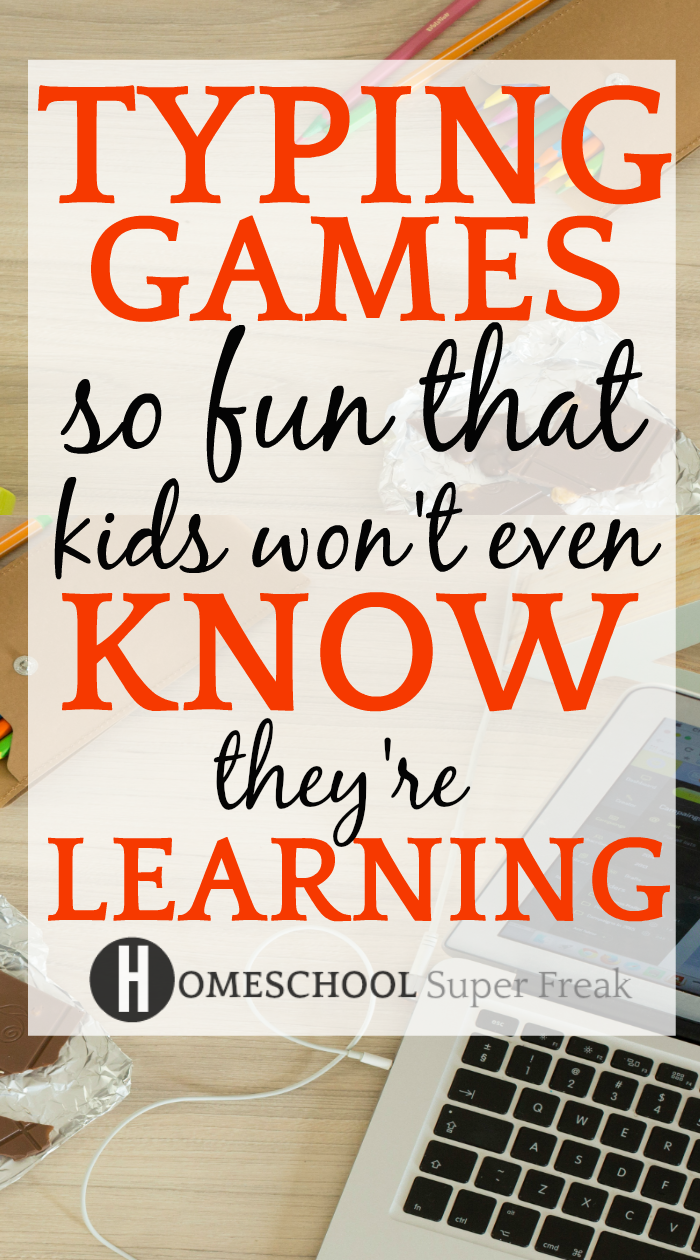 19 Super Fun and Free Typing Games for Kids