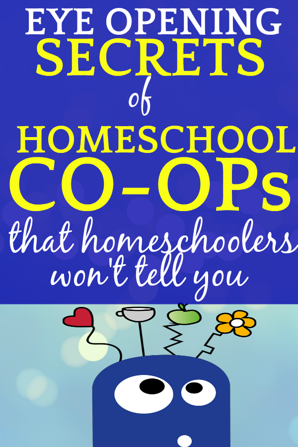 Eye Opening PROS AND CONS of HOMESCHOOL CO-OPs that Homeschoolers Won't Tell You