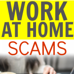 Work at home jobs legitimate!