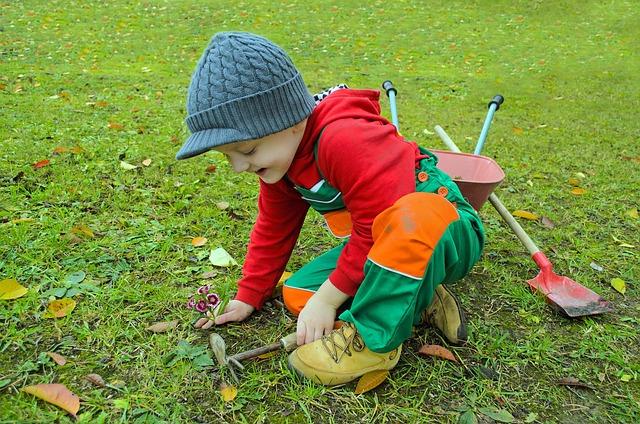 Creating Outdoor Classrooms #5: Plant a Garden.