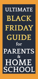 Best Black Friday Deals and Cyber Monday Guide for Parents