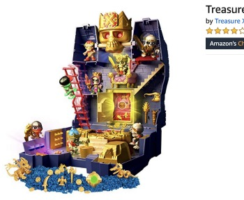 Black Friday Deals Treasure X Kings Gold Treasure Tomb