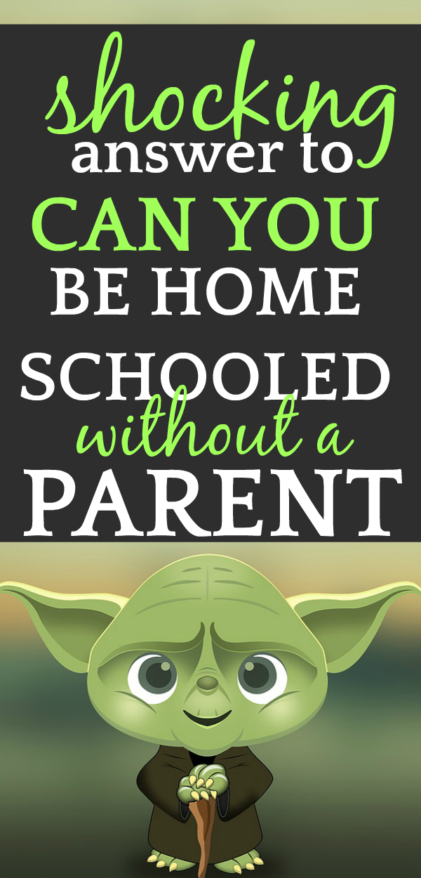 SHOCKING Answer to Can You Be Homeschooled Without a Parent