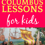 23 Christopher Columbus for Kids Activities