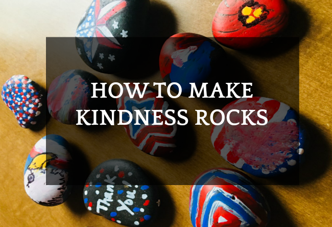 Create Kindness Rocks
