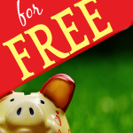 27 Resources to Help You FREE Homeschool piggy bank with text over it
