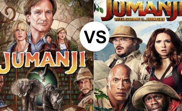 characters from the jumanji movies