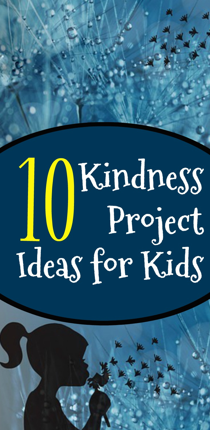 10 EASY RANDOM ACTS OF KINDNESS IDEAS