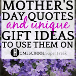 47 Mother's Day Quotes + 5 Unique DIY Crafts For Mom