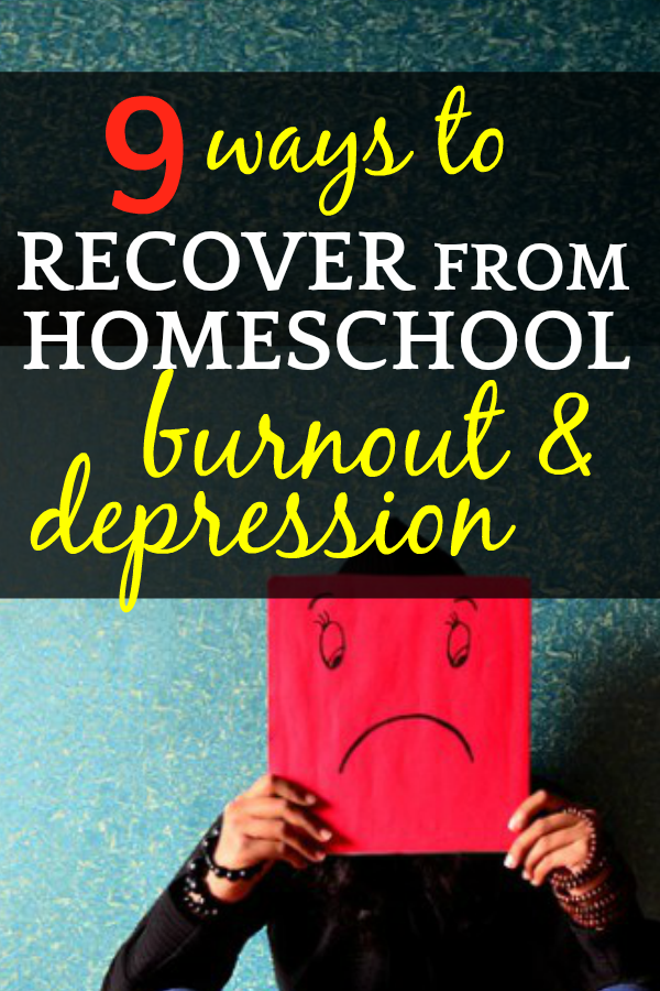 What To Do With Homeschool Burnout When You Start to Hate Homeschooling #homeschool #homeschooling #homeschoolers #burnout #homeschoolmoms #homeschoolcurriculum #stress