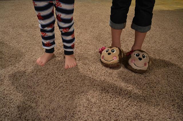 Homeschoolers get to school in their pajamas.