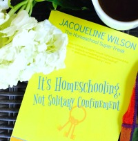 It's Homeschooling Not Solitary Confinement Book