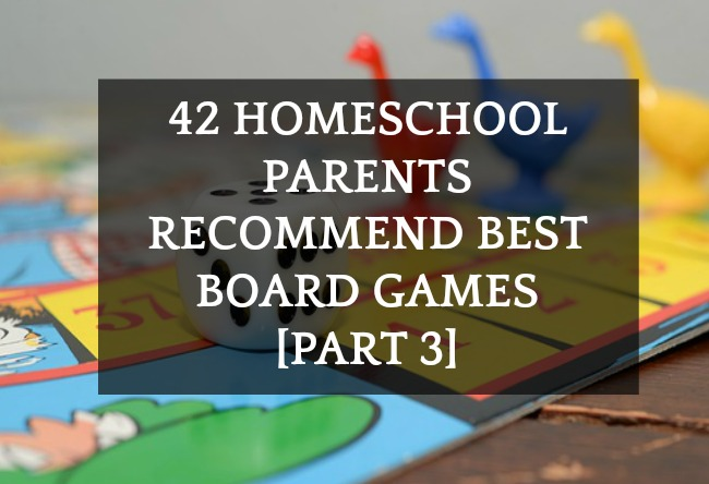 Top Board Games for Kids + Family [Part 3] | Homeschool