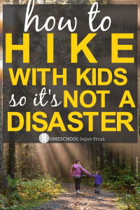 12 Must-Have Items For Hiking With Kids