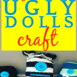 asy Monsters Craft: DIY No-Sew Ugly Dolls