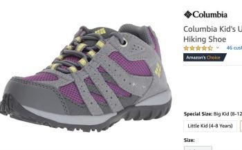 Kids Hiking Trail Shoes: Amazon's Choice