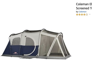 Weathermaster Tent for Family Camping