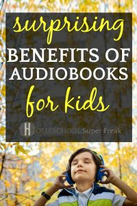 Surprising Benefits of Audiobooks for Kids