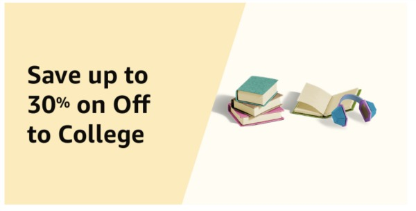 Off To College (Up To 30% OFF)
