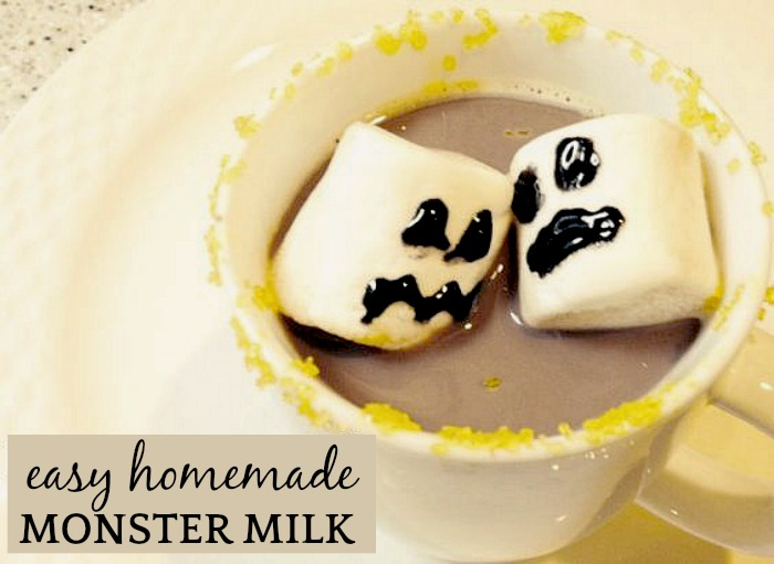 Drink Some Monsta Milk