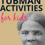 Harriet Tubman Activities For Kids