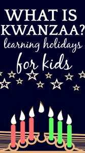 What is Kwanzaa? Meaning and Traditions for Kids