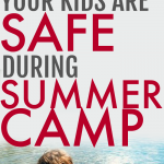 Summer Camp Tips for Safety