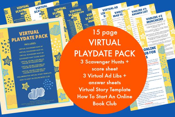 Virtual Playdate Pack